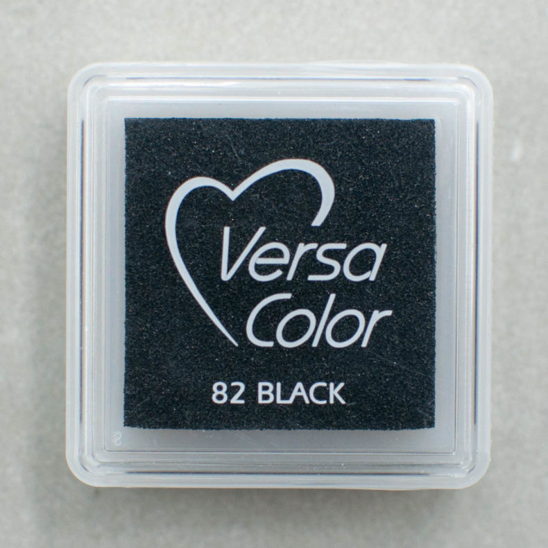Versa Color Black