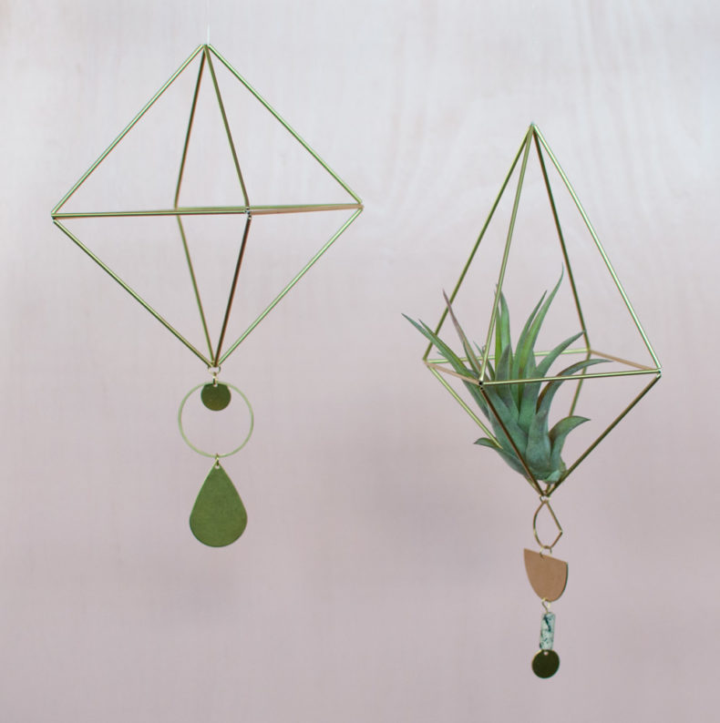 DIY-Set Messing-Himmeli
