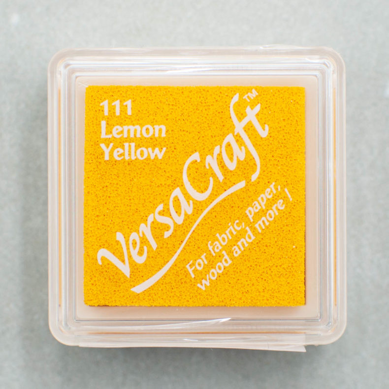Versa Craft Lemon Yellow
